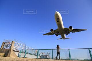 飛行機の写真・画像素材[1062697]