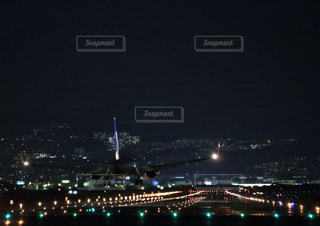 夜の伊丹空港 - No.1236961