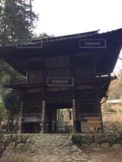 越生龍穏寺の写真・画像素材[1061847]