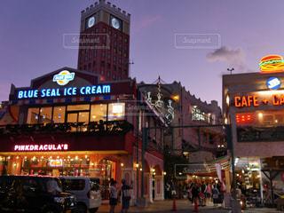 沖縄のアメリカの写真・画像素材[1097293]