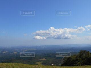 山のビューの写真・画像素材[1062186]