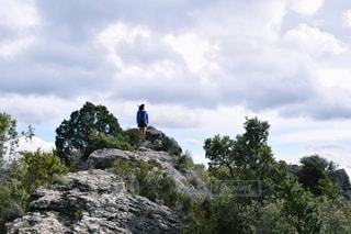 丘の上からの写真・画像素材[1069863]