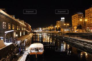 小樽運河の写真・画像素材[1063209]