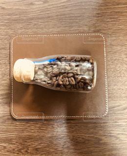 コーヒー豆インテリアの写真・画像素材[1062406]