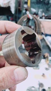 ポンプのローターです。の写真・画像素材[1064035]