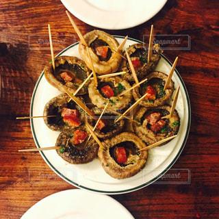 スペインの有名な食べ物の写真・画像素材[1115056]