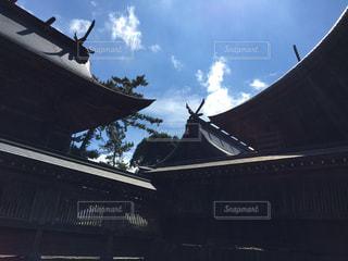 阿蘇神社の写真・画像素材[1064334]