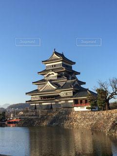 松本城の写真・画像素材[1065011]