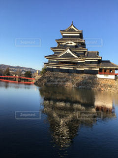 松本城の写真・画像素材[1065015]