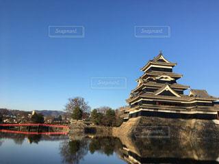 松本城の写真・画像素材[1065017]