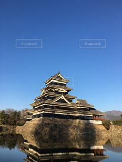松本城の写真・画像素材[1065018]