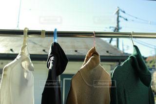 お洗濯の写真・画像素材[1065869]