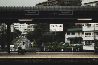 別府駅の写真・画像素材[1461945]