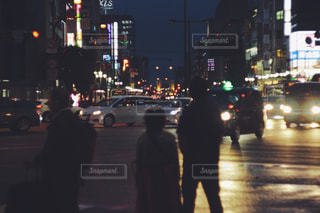 大分の夜景の写真・画像素材[1461947]