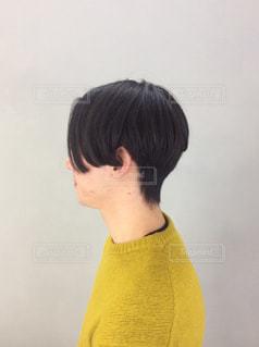 髪型の写真・画像素材[2906089]