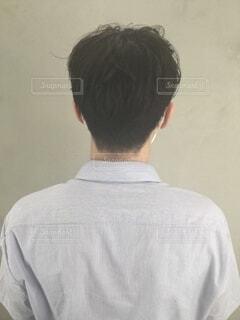 髪型の写真・画像素材[3648663]