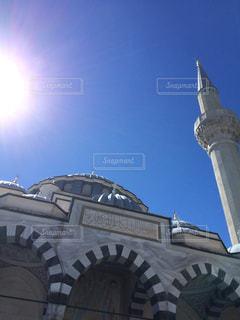 代々木上原のモスクの写真・画像素材[1070884]