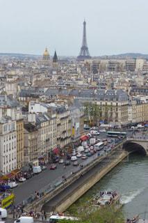 パリの街並みの写真・画像素材[1174194]