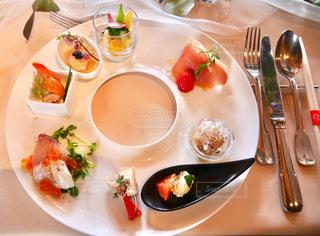 結婚式のお料理の写真・画像素材[1174279]