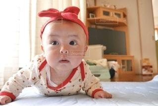 赤ちゃんの写真・画像素材[2773722]