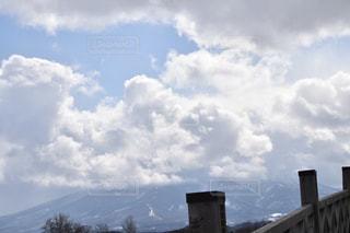 空の雲の写真・画像素材[1070359]