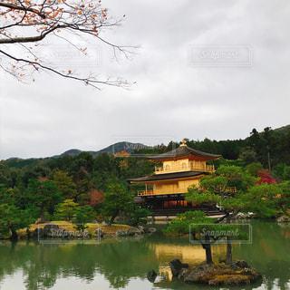 金閣寺の写真・画像素材[1066272]