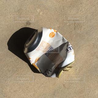 空き缶の写真・画像素材[1069596]
