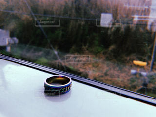 指輪の写真・画像素材[1066536]