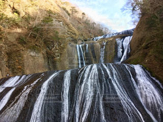 袋田の滝の写真・画像素材[1080486]