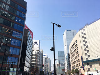 赤坂の街並みの写真・画像素材[1090958]