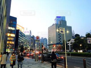 夕方の赤坂 - No.1092365