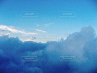 富士登山の光景の写真・画像素材[1096367]