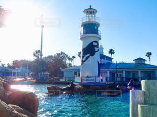 フロリダシーワールドエントランスの写真・画像素材[1099668]