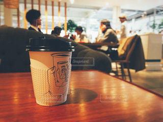 カフェの写真・画像素材[1115995]