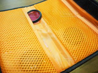 ミラーレス一眼のレンズフィルターの写真・画像素材[1127030]