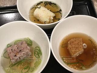 御茶漬け食べくらべの写真・画像素材[1450799]