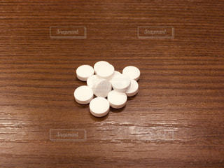 錠剤の写真・画像素材[1506622]