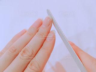 爪の手入れの写真・画像素材[1516629]