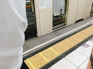 表参道駅通勤電車の写真・画像素材[1536042]