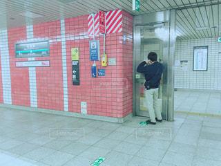 桜新町駅の写真・画像素材[1554080]