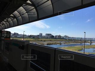 二子玉川駅ホームの写真・画像素材[1626928]