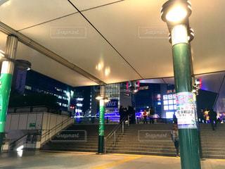 溝の口駅のイルミネーションの写真・画像素材[1628214]