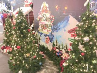 二子玉川クリスマスツリーの写真・画像素材[1632202]