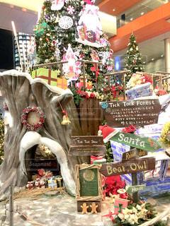 二子玉川クリスマスツリーの写真・画像素材[1632205]