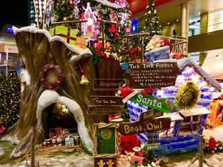 二子玉川クリスマスツリーの写真・画像素材[1632206]