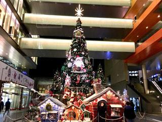 二子玉川クリスマスツリーの写真・画像素材[1632207]