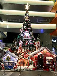 二子玉川クリスマスツリーの写真・画像素材[1632208]