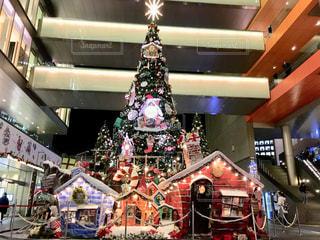 二子玉川クリスマスツリーの写真・画像素材[1632209]