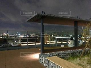 二子玉川ライズの屋上の写真・画像素材[1632310]