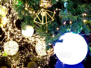 クリスマスツリーの装飾の写真・画像素材[1634383]